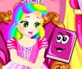 Organizando a festa da princesa Julieta