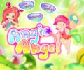 Angie Angel - Vestindo a baby Bratz