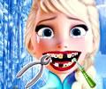 Arrancando os dentes da princesa Elsa