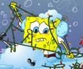 Avalanche Planquetons Bob Esponja