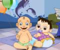Baby Kiss - Jogos de bebês