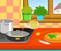 Cozinhando Espaguete à Bolonhesa