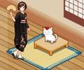 Decorando a Casa Japonesa de Sakura