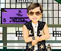 Escolhendo o estilo de Psy no Gangnam