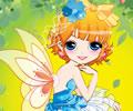 Gentle Flower Angel - Delicada flor angelical
