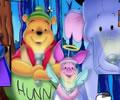 Halloween Winnie Pooh - Quebra-cabeça do ursinho Pooh