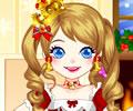 Lolita Vestida para o Natal