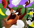 Looney Tones Coloring Game - Jogo de colorir