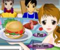 Merry Burger - Fazendo Hamburguer
