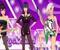 Moda na Banda Feminina de Rock
