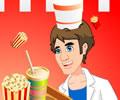 Popcorn Booth - A lancheria das pipocas