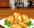 Preparando Gostosos Croissant