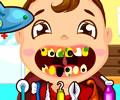 Tratamento dentário no garoto medroso