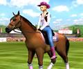 Treinadora de Cavalos