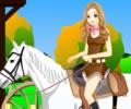 Vestindo a Cowgirl