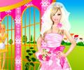 Vestindo a Noiva Barbie