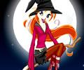 Winx Halloween