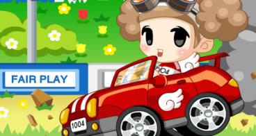 Angel Power Racing - Corrida de meninas