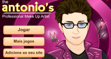 Antonio - profissional da moda