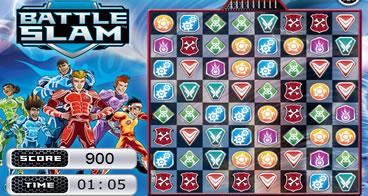 Battle Slam - Combinando as Peças