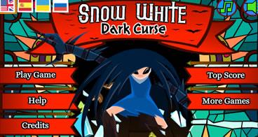Branca de Neve - Curso da Noite Halloween