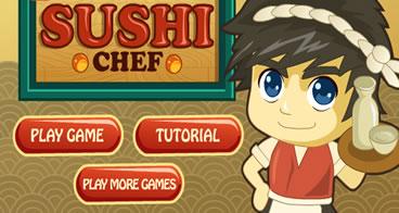 Chefe Mestre do Sushi