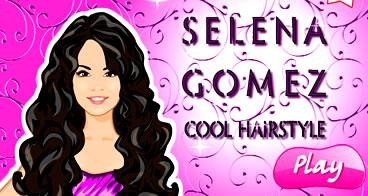 Curtindo os Novos Cabelos de Selena Gomez