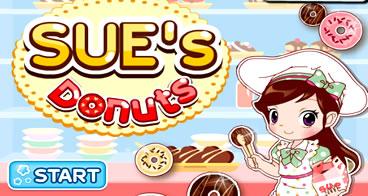 Os donuts da Sue