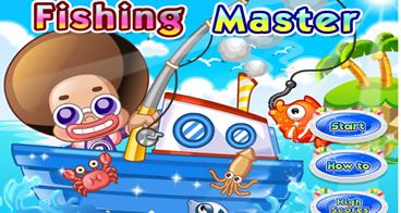 Fishing Master - Pescando peixes