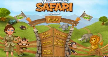 Guiando os Turistas no Safari