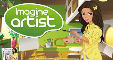 Imagine Artist - Aprendendo a pintar