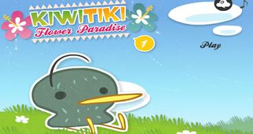 Kiwitiki no Paraiso das Flores