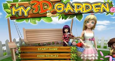 Meu Jardim em 3D