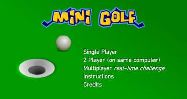 Mini Golfe 2 - Jogos de golfe