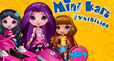 Mini Kart Exhibition - Montando seu kart