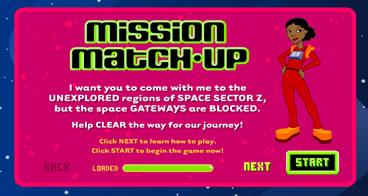 Missão Espacial Combinada