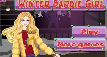 Moda Inverno da Barbie