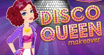 Moda na rainha da discoteca