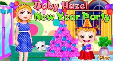 O novo ano da Baby Hazel