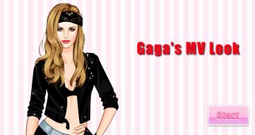 Novo Look de Lady Gaga nos Shows