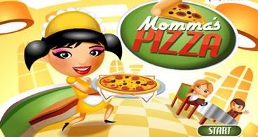 Pizza da Mamãe