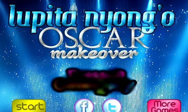 Preparando Lupita Amondi Nyong para o Oscar