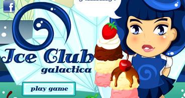 Sorveteria Clube Galáctica