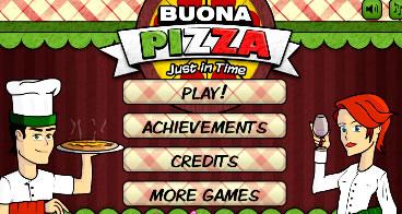 Trabalhando de pizzaiolo