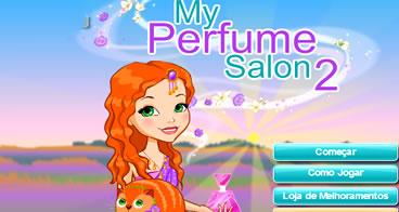 Vendendo Perfumes na Minha Loja