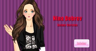 Vestindo Nina Dobrev