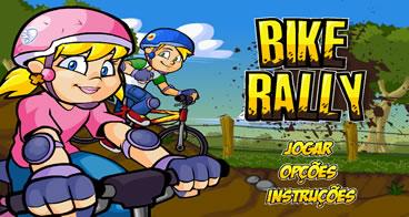 Xuxinha Bike Rally - Jogos de bicicleta
