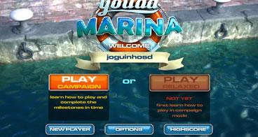 Youda Marina - Construindo marinas