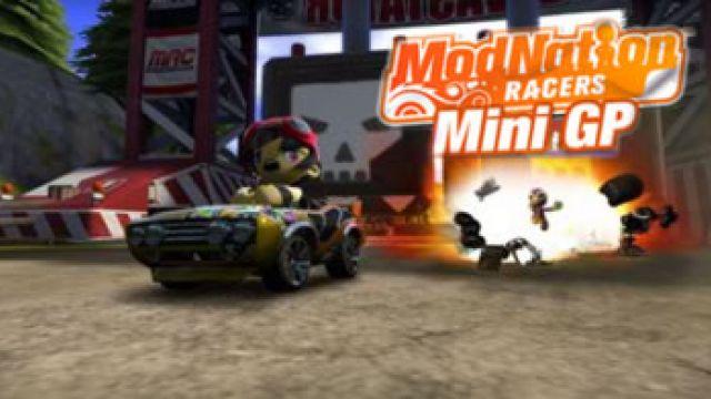 Corrida de Kart em Super Circuitos