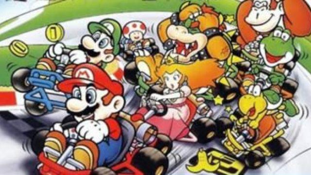Mario Racing Tournament - Mario kart